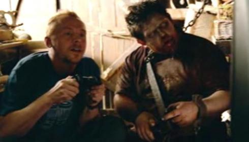 Zombie Ed in Shaun of the Dead (2004)