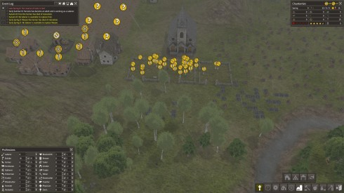 Death is inevitable and swift in Banished